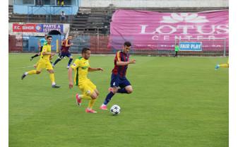 FC Braşov - Luceafărul Oradea - Un meci de vacanţă