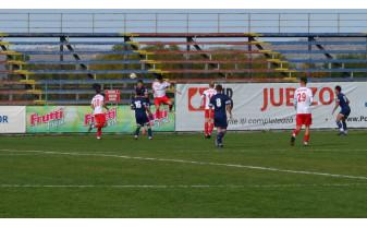 SCM Zalău - Luceafărul Oradea 4-0 (1-0) - Prăbuşiţi în finalul jocului