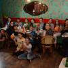 Copiii de la Florence Art au pictat dovleci - Ore de pictură în cafenea