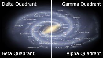 Calea Lactee este o galaxie spiralată cu patru braţe - Harta stelară în care ne aflăm
