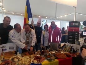 Gustare din Bihor la ….Olimpiadă - Concurs gastronomic în Stuttgart