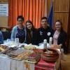 "Liceul ""Onisifor Ghibu"" susține cauza Caritas Eparhial - Târg culinar în scop caritabil"