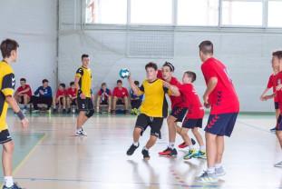 CN de handbal pentru juniori III - Un nou succes pentru LPS Bihorul