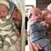 Iglesias și Kournikova, părinţi discreţi - Primele fotografii cu gemenii
