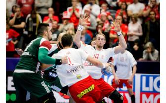 CM de handbal masculin - Ungaria şi Danemarca, cu punctaj maxim