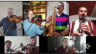 Aniversare, în pandemie - Orchestra Populară Crișana, 70