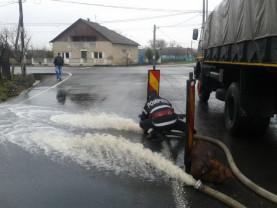 Inundații în Bihor