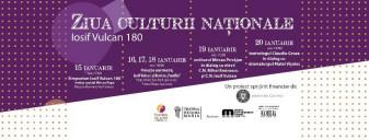 Ziua Culturii Naționale - Iosif Vulcan - 180