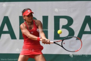 Irina Bara, în sferturi la Valencia