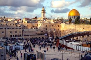 Scădere de peste 80% a numărului de turiști în Israel - Speranţe din primăvară