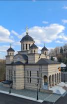De Izvorul Tămăduirii, la Mănăstirea Izbuc