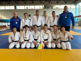 CN de judo pentru tineret U23 - CSM Oradea este vicecampioană naţională