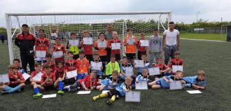 CS Junioru Salonta, la primul turneu internaţional - Va juca la festivalul fotbalistic de la Kaposvar