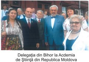 Bihorenii la marea sărbătoare a Limbii Române la Chișinău