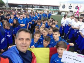 Ierarhia academiilor de fotbal, făcută de FRF - LPS Bihorul, pe locul 8 la nivel naţional