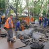 Parcul Traian în şantier - Se închide parțial circulația