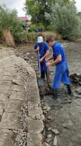 Barajul prezenta infiltraţii - Lacul Paleu a fost golit
