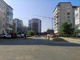 În perimetrul străzilor Calea Aradului, Xenopol, H. Coandă - Se lucrează la parcări și alei