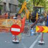 Strada T. Vladimirescu, închisă pentru schimbarea reţelei de termoficare - Noul şantier=noi probleme în trafic