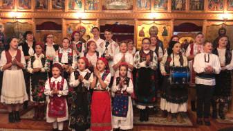 """Lugașu de Sus - """"Crăciunul în sat la noi"""""""