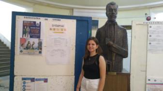 Eleva de 10 s-a înscris la Oradea - A preferat Facultatea de Litere