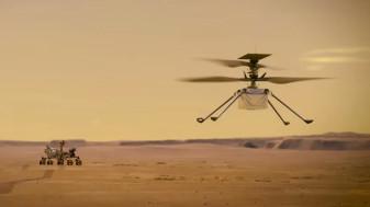 Elicopterul trimis de NASA pe Marte bate toate recordurile şi aşteptările - Misiunea a fost prelungită