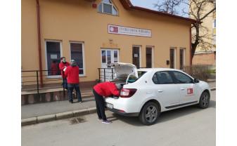 Asociația Caritas Eparhial Oradea - O masă caldă pentru persoanele vulnerabile