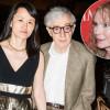 Telenovela Mia Farrow şi Woody Allen continuă cu noi acuze - O familie zbuciumată