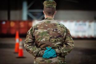 Statele Unite au mobilizat o unitate militară specială - Protecţie sporită pentru capitală