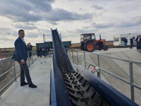 Ministrul Mediului, prezent la finalizarea proiectului de la Tulca - Stăvilarul a fost inaugurat