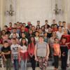 Zile de vacanță, de neuitat - Elevi nucetani, la Parlamentul României