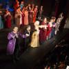 """Regal de operă pe scena Teatrului Regina Maria - Orădenii, cuceriţi de """"Bal Mascat"""""""