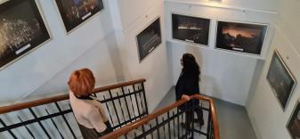 Expoziţie vernisată în Turnul Primăriei - Oradea fermecătoare