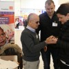 Eveniment de promovare a surdocecității - Caravana Sensabilitate a ajuns la Oradea