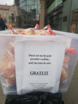"""Marți, 17 decembrie, o nouă ediție - """"Oradea donează o pâine"""""""