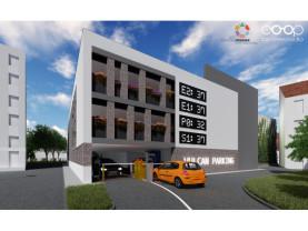 Investiţie estimată la 10,9 milioane lei pe strada Iosif Vulcan - Licitaţie pentru parcarea etajată