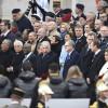 Celebrarea centenarului încheierii Primului Război Mondial - Liderii lumii, la Paris