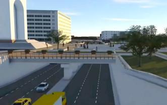 Proiect edilitar în Oradea. Pasajul subteran din Piața Gojdu - Patru oferte depuse