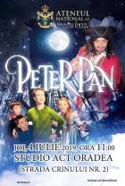 Un proiect artistic al Ateneului Naţional Iaşi - Peter Pan la Studio Act Oradea