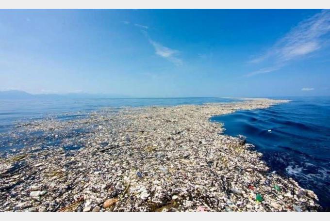 Descoperirea unui înotător în Marea Insulă de Gunoaie din Pacific - Cantitate uriașă de microplastic