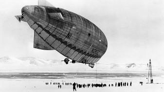 Aeronava cu care Amundsen a cucerit Polul Nord - Uimitorul zbor al lui Norge