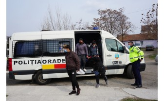 Acțiuni ale Poliției Municipiului și ale Poliției Locale Oradea- În vizor, cerşetorii