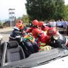 Stația de Pompieri Ștei - Porți deschise și exerciții demonstrative
