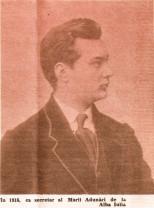 Ionel Pop, nepotul lui Iuliu Maniu - Unul dintre secretarii Marii Uniri
