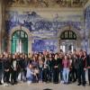 """Un nou proiect se derulează la CT """"Unirea"""" Ștei - """"Uniriștii"""", în practică portugheză"""