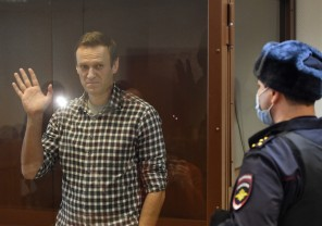 Premiul german pentru libertatea de opinie - Acordat lui Navalnîi