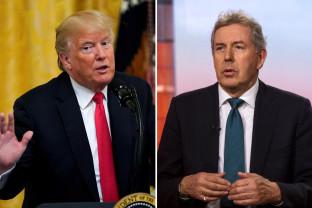 """Preşedintele Donald Trump îşi confirmă reputaţia de """"gură bogată"""" - Insulte către ambasadorul britanic"""