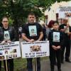 Zeci de orădeni au cerut sancţionarea greşelilor din sistemul medical - Protest împotriva malpraxisului