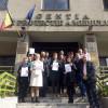 Angajații APM Bihor și cei de la Garda de Mediu - Un nou protest spontan