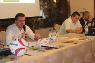 În premieră pentru fotbalul românesc și cel bihorean - AJF Bihor a câştigat un proiect european de anvergură